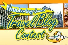Wandering Juan Travel Blog Contest