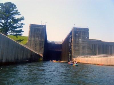 Pinopolis Lock