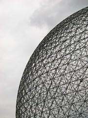 Bucky's Geodesic Dome