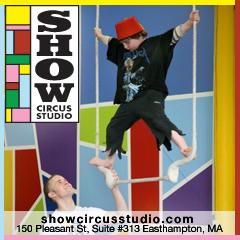 Show Circus Studio in Easthampton, MA