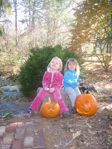 Two Little Pumpkins
