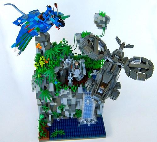 Avatar 2 Toys: The Brick-built World Of Pandora