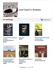 Lunar Camel Co. bookshop