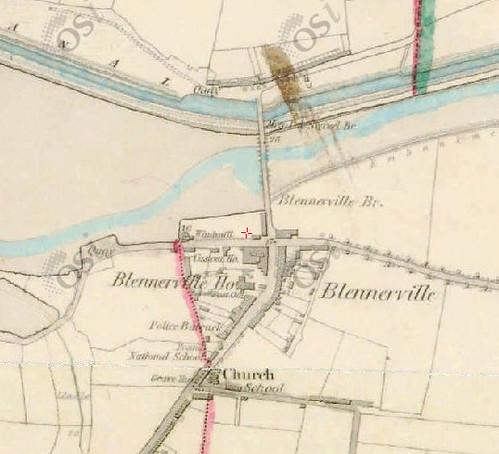 OSI map Blennerville