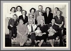 Gingrich family portrait
