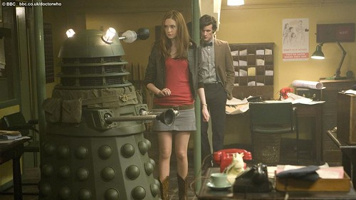 Amy and the Doctor
