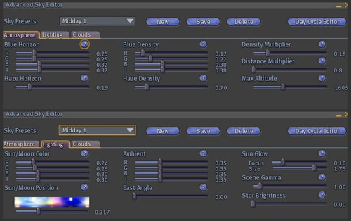 Gogo's Updated Windlight tutorial (2/6)