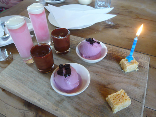 Birthday Lunch at The Sportsman, Seasalter. Kent