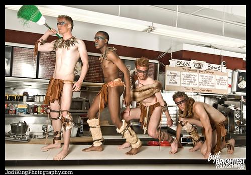 Homo Erectus at Ben's-1