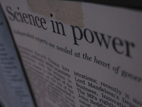 Science in Power