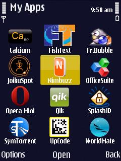 N86 Installed Apps