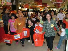 JG Shopping Challenge - Peserta