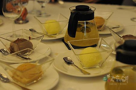 冰沙(巧克力,花生,蘋果)