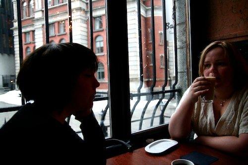 Meg og Wenche