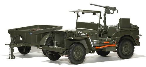 AutoArt Jeep