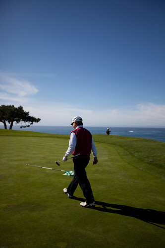 Pebble Beach Dad