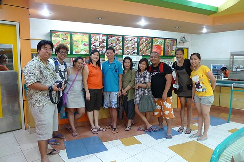 Bloggers at Howyang Cuisine