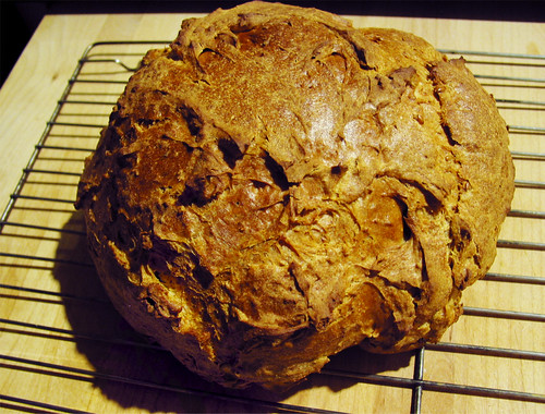 gluten-free crusty artisan bread