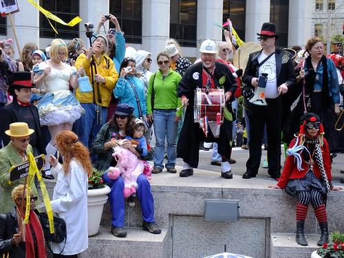Saint Stupid Day Parade. April Fools Day, 2010. San Francisco 9