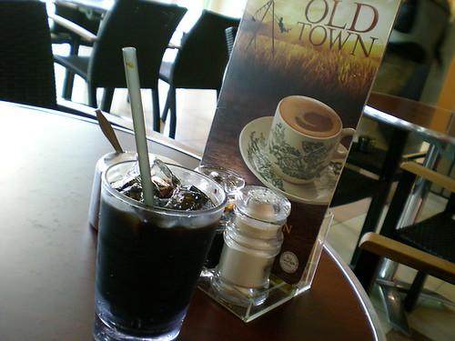 Old Town kopi-o-peng