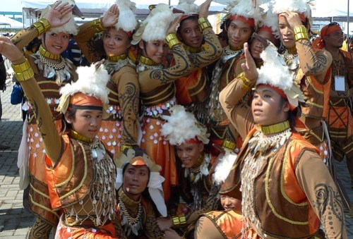 Lapay Bantique Festival of Masbate