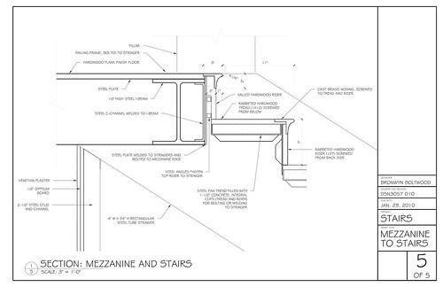 Tesla Stair Details 05