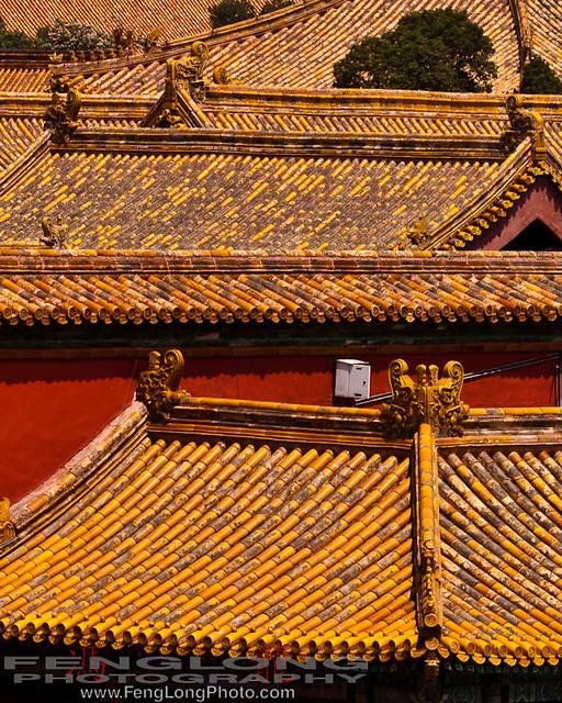 Forbidden City, 故宫, Beijing, China