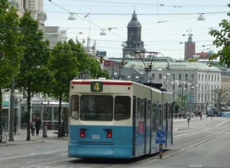 trasporti a Goteborg