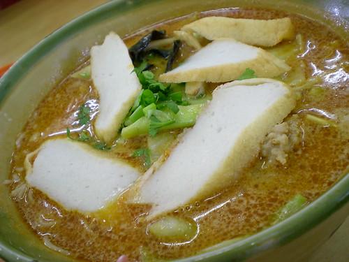 Mei Le's tom yam mihun