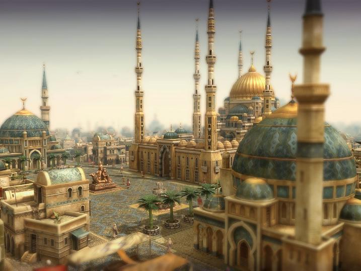 南歐與中東建築之完美融合─鄂圖曼建築(Osmanlı mimarisi) - feebas的創作 - 巴哈姆特