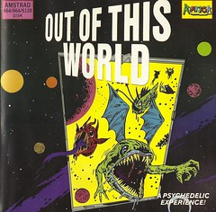 Out Of This World - Cover Art