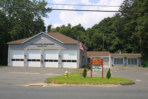 Cheshire Fire Department Station 2