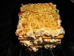 Ātrā biezpiena kūka