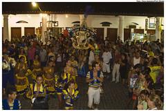 Ensaio do bloco Flor da Lira - Prévias Carnaval 2010