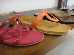 14 sandalias ferragamo