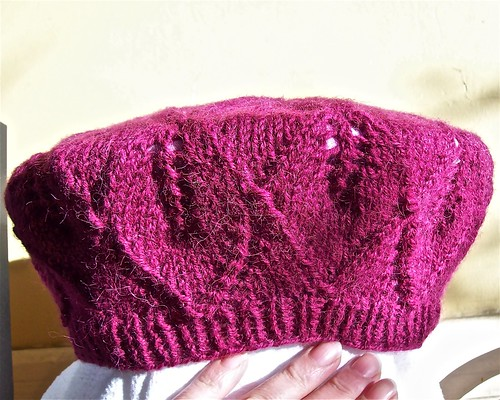 Yet Another Leaf Beret