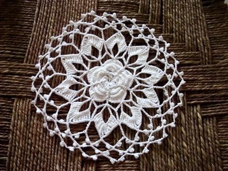 Crochet - IrishDoily - FO2