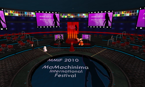 MaMachinima International Festival 2010