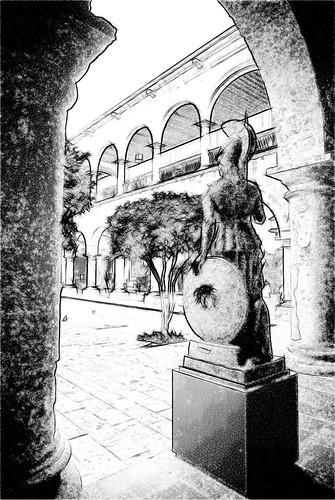 Minerva, Palacio de Gobierno, Guadalajara Jalisco