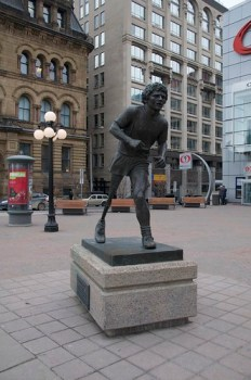 Terry Fox, Ottawa