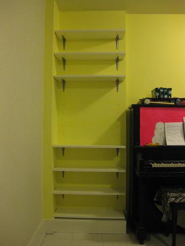 Shelves, Sort of