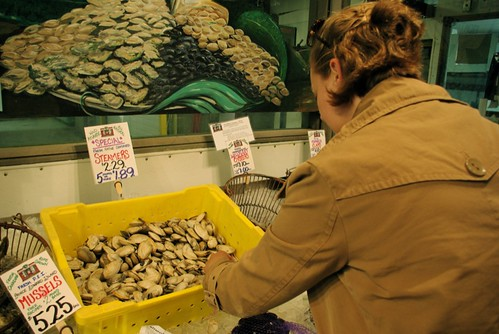 Selecting Steamers