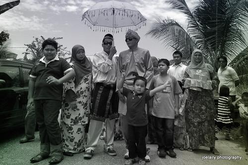 majlis sanding | wan & aisha
