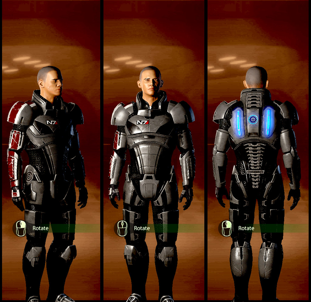 Mass effect 3 n7 armor template images template design ideas for Mass effect 3 n7 armor template