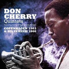 Don Cherry - Copenhagen 1963 & Hilversum 1966