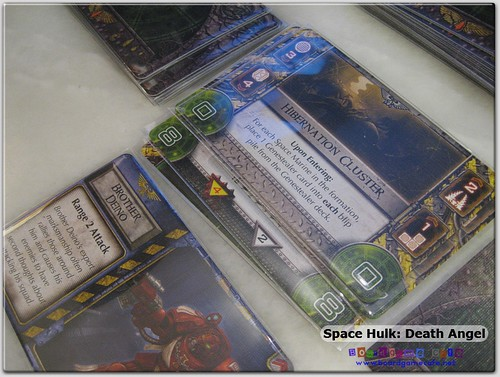 BGC Meetup - Space Hulk Death Angel