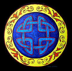 Celtic Knot by Denise A. Wells