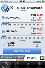 Telkomsel Flash Speed Test in Lhokseumawe, Aceh