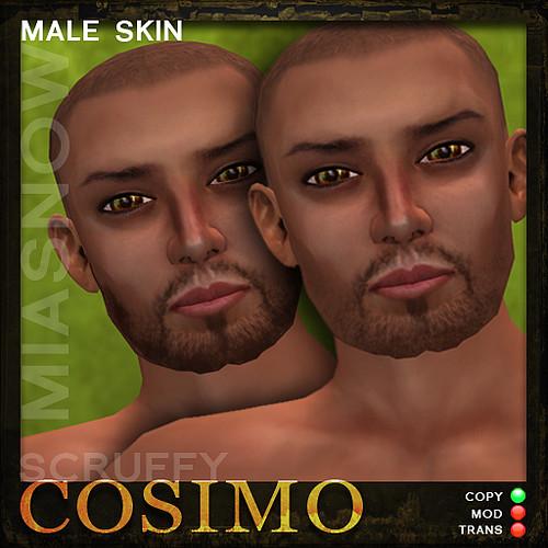 SCRUFFY Avatar Skin