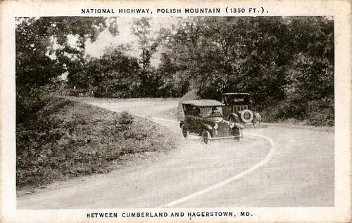 National Road, 1920